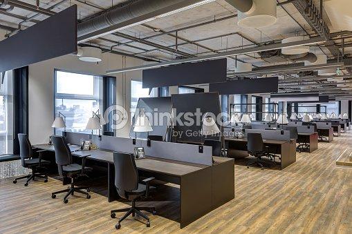 Interior De La Oficina Moderna Foto de stock   Thinkstock