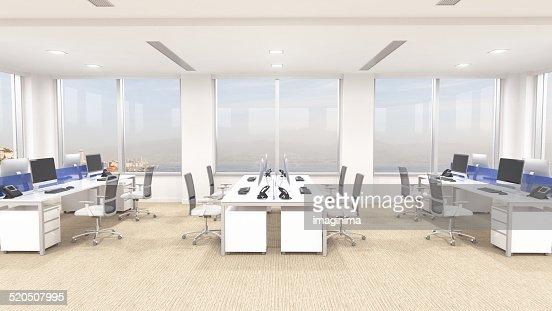 Moderno Ufficio interno