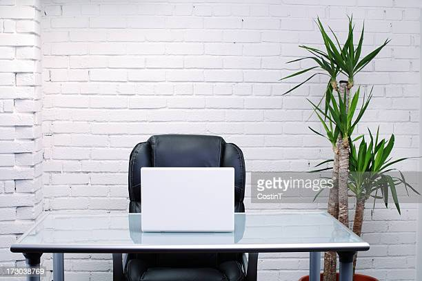 Moderno ufficio di set-up