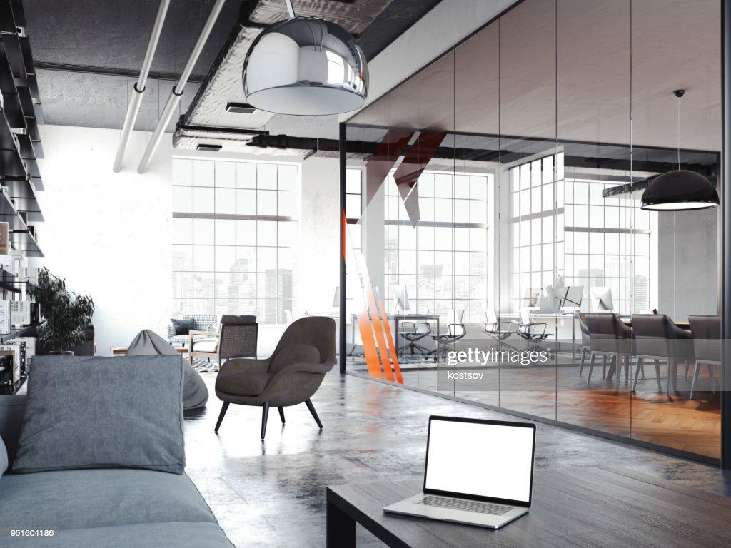 Simple et moderne design pas cher verre acier bureau d ordinateur