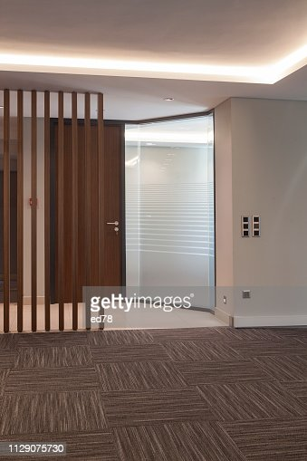 modern office vertical : Foto stock
