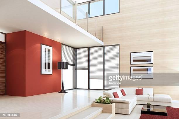 Modern Penthouse Interior