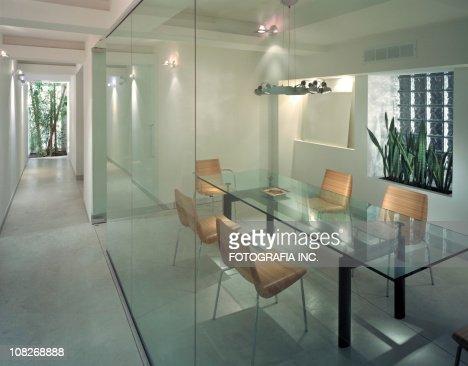 Moderno local de trabalho : Foto de stock
