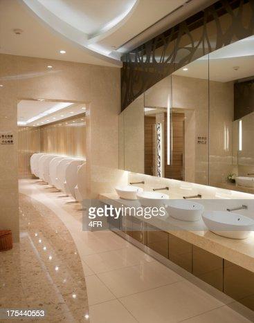 Modern Public Bathroom (XXXL)