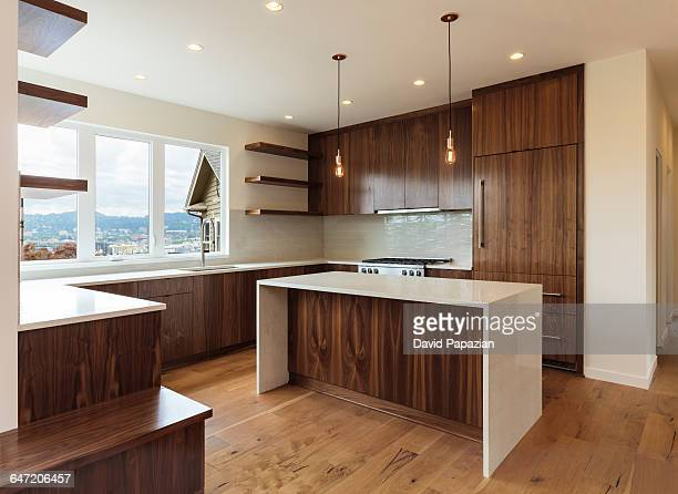 Modern Residential Kitchen