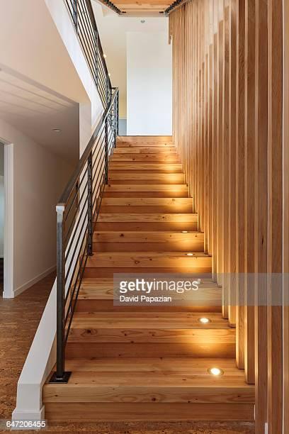Modern Residential Stairway