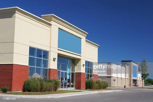 Modern Retailer Buildings