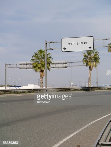 modern road : Stock Photo