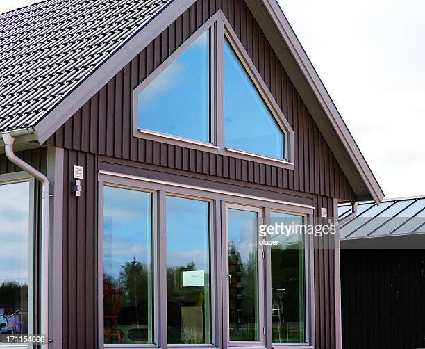 Modernen skandinavischen Stil villa
