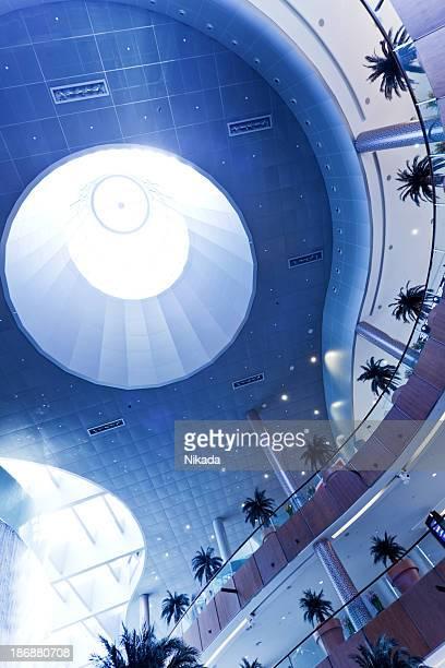 Modern Shopping Mall Ceiling