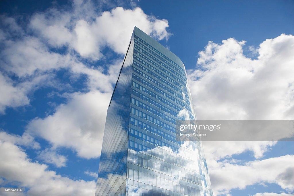 Modern skyscraper : Stock Photo