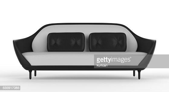 Moderno sofá : Foto de stock