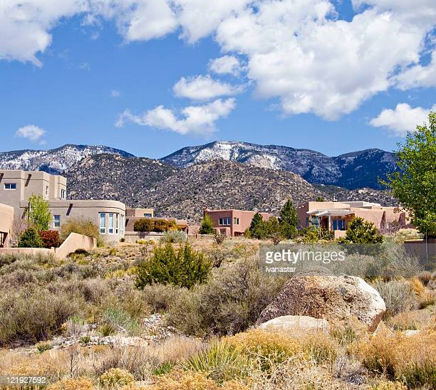 Residential Landscaping Albuquerque : Albuquerque new mexico stock photos and pictures getty images