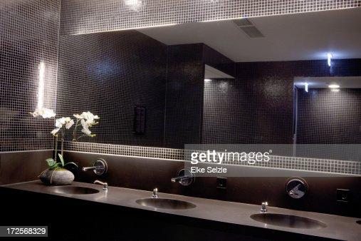 Modern Spa Bathroom Stock Photo Getty