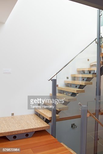 Modern staircase : Stock Photo