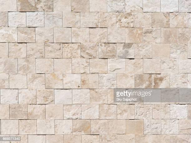 Modern stone wall background