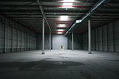 Industry, Warehouse, Factory, Construction Industry, Lighting Equipment