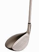 A modern titanium driver golf club head