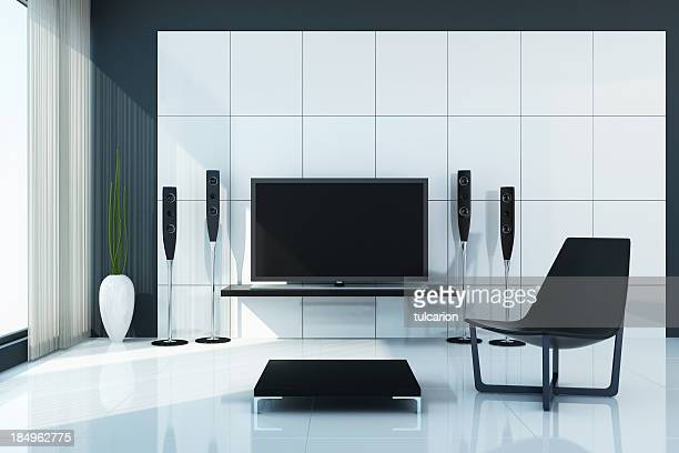 Moderna Sala de TV