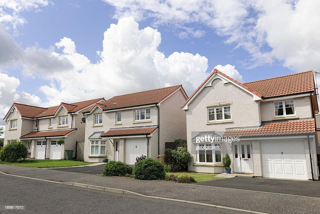 Modern UK Houses
