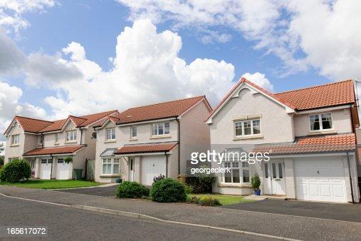 Maisons modernes, Royaume-Uni