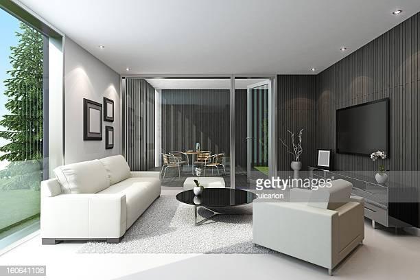 Villa moderne avec terrasse