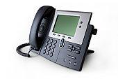 Modern VoIP Telephone
