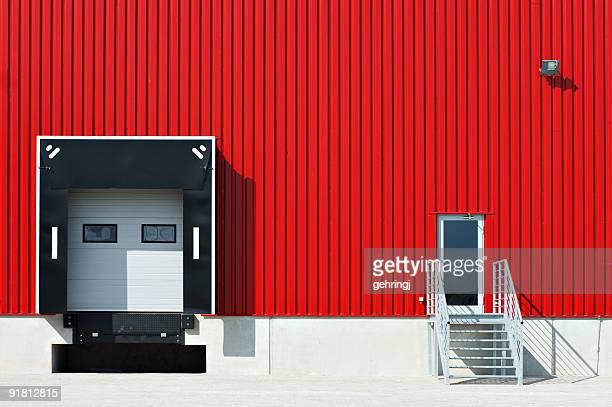 Modernes Lagerhaus