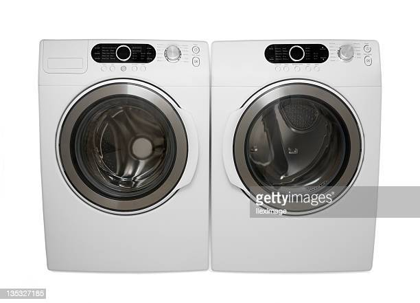 Modern Washer & Dryer