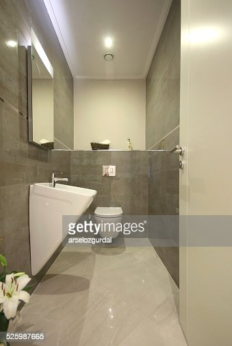 Salle De Bains Design Moderne Photo | Thinkstock