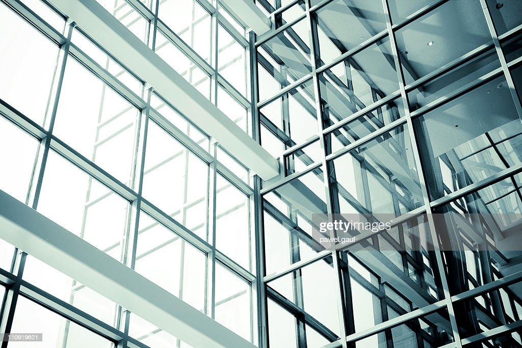 Modern Window : Stock Photo