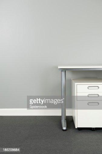Modern Work Station In Office