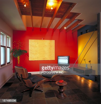 Living Room Of Home Improvement Television Show