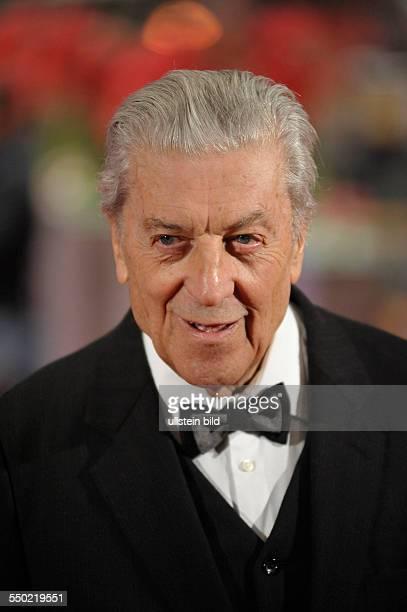 Modeschöpfer Nino Cerruti anlässlich der Verleihung der Filmpreise der 63 Internationalen Filmfestspiele in Berlin
