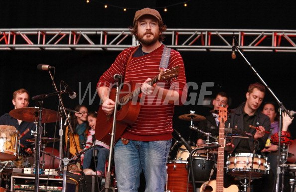Modest Mouse Eric Judy performs...