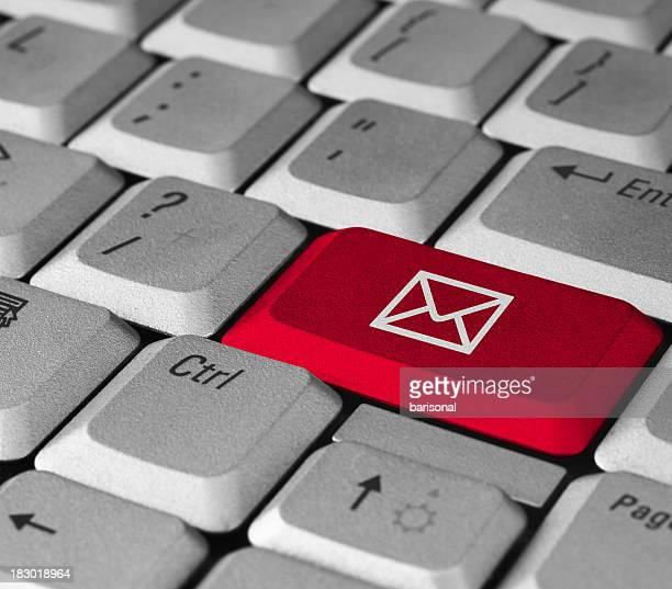 Bouton e-mail à