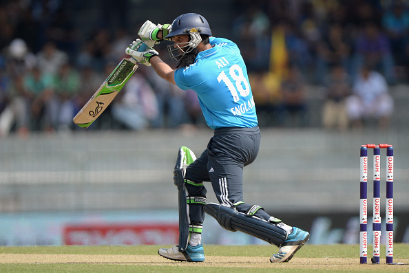 Sri Lanka v England - 4th ODI : News Photo