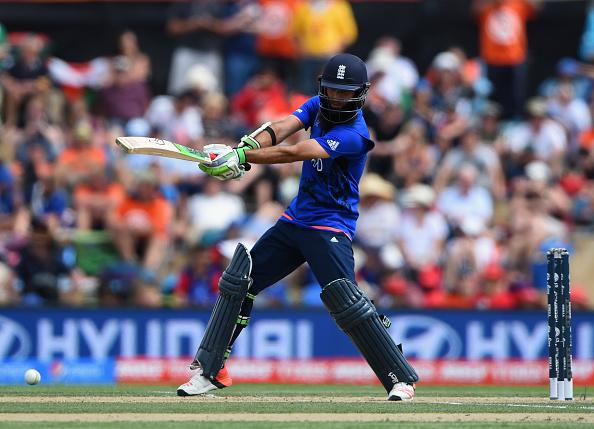 England v Scotland - 2015 ICC Cricket World Cup : News Photo