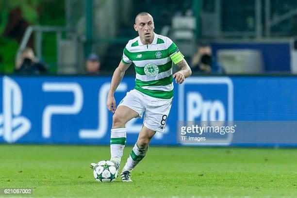 Moenchengladbach Germany UEFA Champions League 2016/17 Season Group C Matchday 4 Borussia Moenchengladbach Celtic Glasgow feature Scott Brown