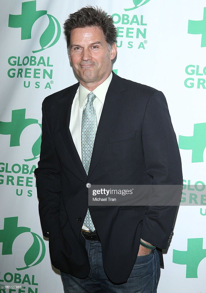 D.W. Moffett arrives at the Global Green USA's 10th Annual pre-Oscar party held at Avalon on February 20, 2013 in Hollywood, California.