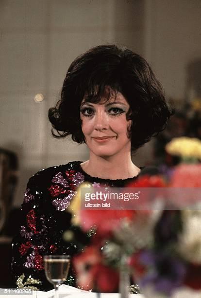 Moffo Anna *Opernsaengerin Schauspielerin USA Portrait 1970