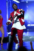 Mogul Diddy performs onstage during the 2015 BET Awards at the Microsoft Theater on June 28 2015 in Los Angeles California