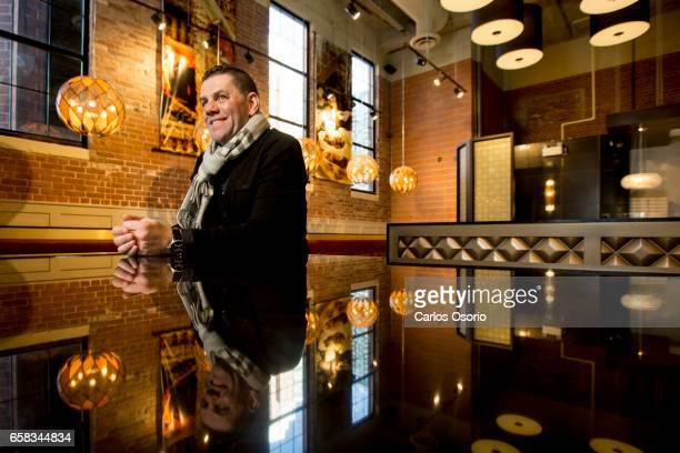 TORONTO ON FEBRUARY 17 Mohamad Fakhih is the owner of Paramount Fine Foods the fastest growing Middle Eastern halal restaurant chain in North America
