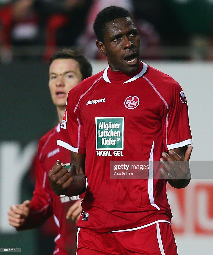 1. FC Kaiserslautern v Erzgebirge Aue - 2. Bundesliga
