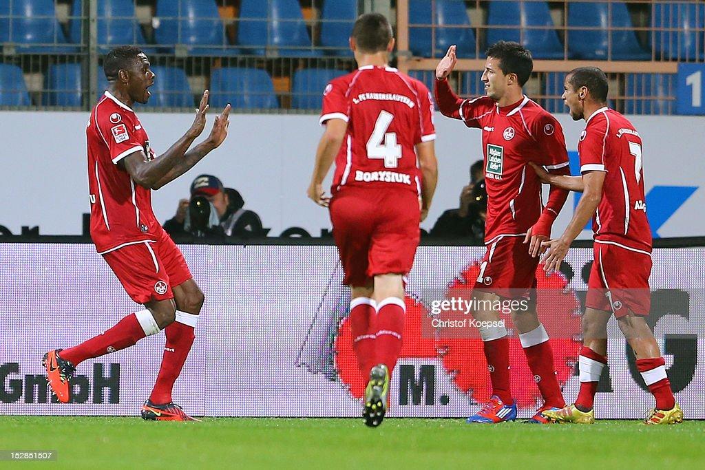 VfL Bochum v 1.FC Kaiserslautern - 2. Bundesliga