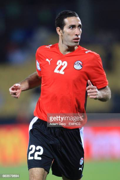 Mohamed Aboutrika Egypt