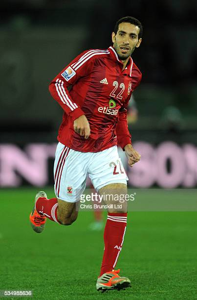 Mohamed Aboutrika of Al Alhy SC