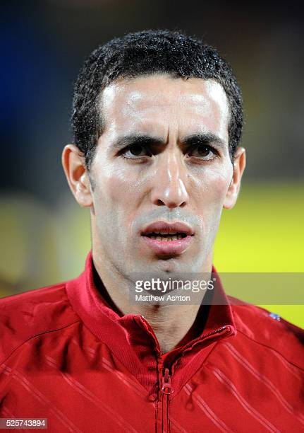 Mohamed Aboutrika of Egypt