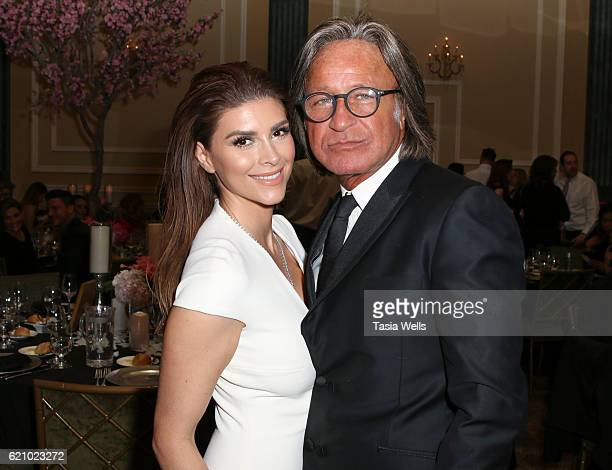 Mohamed Hadid and Shiva Safai attend Vanderpump Dogs Foundation Gala at Taglyan Cultural Complex on November 3 2016 in Hollywood California