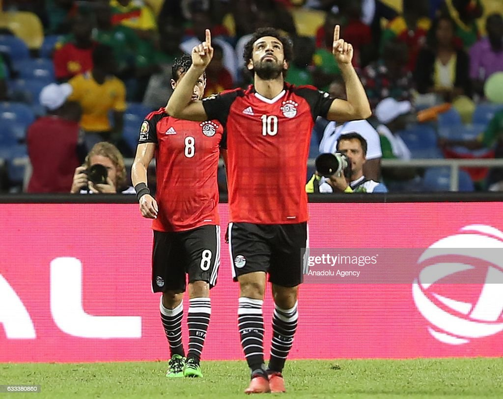 Burkina Faso v Egypt African Cup of Nations 2017